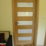 drzwi wewnetrzne drewniane buk