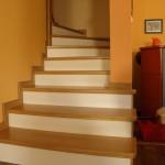 schody drewniane na beton wieliczka