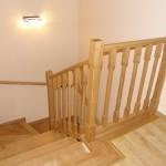 schody drewniane debowe myslenice