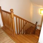schody drewniane debowe samonośne
